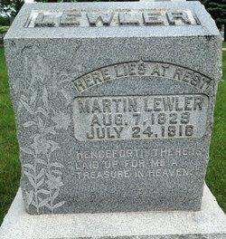 Martin Lewler