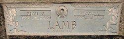 Harold C Lamb