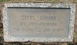 Peter Lanser