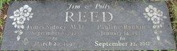 """Pauline """"Polly"""" <I>Rankin</I> Reed"""