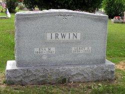 Leroy F. Irwin