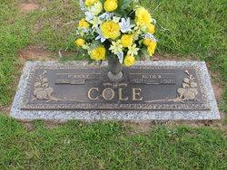 Ruth <I>Bagwell</I> Cole