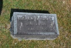 Pvt Roland Charles Teague