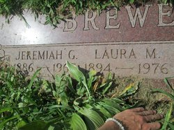 Laura M. <I>Bennett</I> Brewer