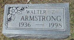 Walter Zuber Armstrong