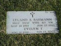 Lyland R. Baumann
