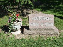 Lieut Bruce H. Appleton