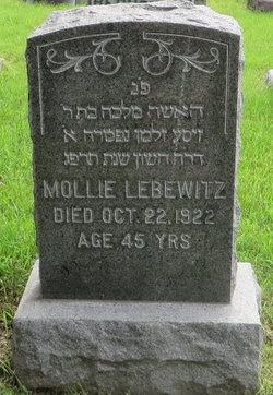 Mollie Lebewitz
