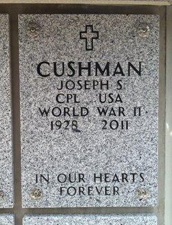 Joseph Stanley Cushman