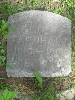 George K. Barnhart