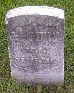A. J. Hamilton