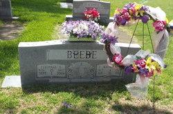 "Cleophas Elliott ""Joe"" Beebe"