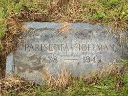 Parisetta <I>VanMeter</I> Hoffman