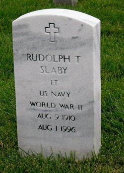 Rudolph Thomas Slaby