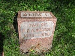 Alice Lucille Bishop