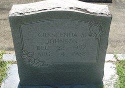 Crescenda S. Johnson