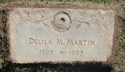 Delila M Martin