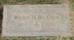 Wilber H McCune