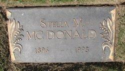 Stella May McDonald