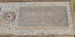 Audell W Miller