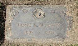 Lloyd Rex Mudgett