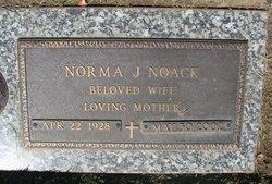 Norma J Noack