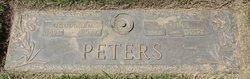 Justina <I>Neufeldt</I> Peters