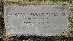 Arnold Merle Phillips