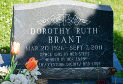 Dorothy Ruth Brant