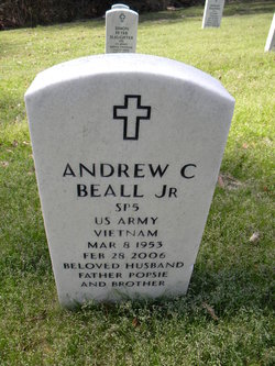 Andrew Clifford Beall Jr.