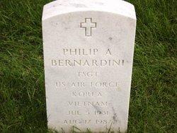 Phillip A Bernardini