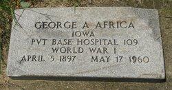 George Arald Africa