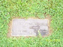 Larry Waldo Whitrock