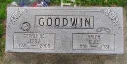 "Ralph Leland ""Mike"" Goodwin"