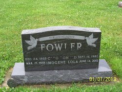 Cleo Donald Fowler