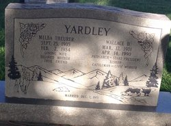 Melba <I>Theurer</I> Yardley