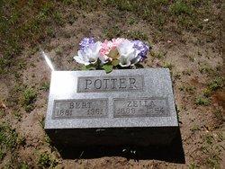 Zella Mae <I>Babcock</I> Potter