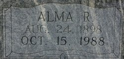 Alma R. Burns
