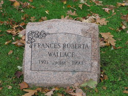 Frances Roberta Wallace