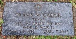 PFC Travis W Casper