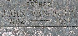 John Van Rooy