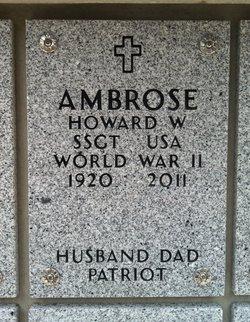 Howard William Ambrose