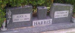Alice G. Harris