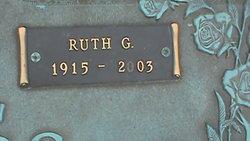 Ruth G <I>Brymesser</I> Noss