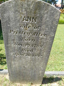 Ann <I>Lowber</I> Allee