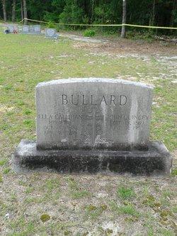 Ella <I>Callahan</I> Bullard