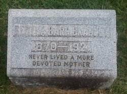 Bertha Elizabeth <I>Barr</I> Bradley