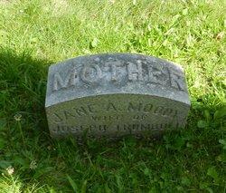 Jane A <I>Moody</I> Trumbull