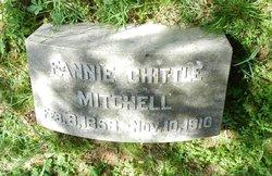 Fannie <I>Chittle</I> Mitchell