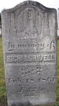 Richard Ashwell